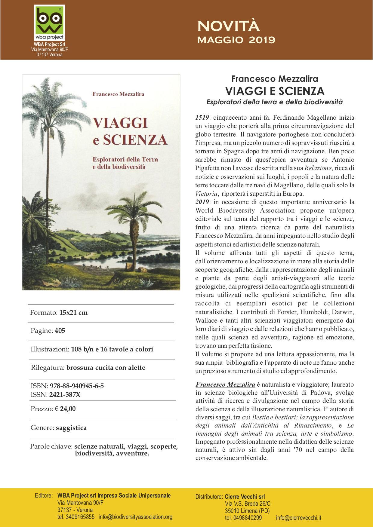 La Vigna 3 ottobre FrancescoMezzalira Viaggi e scienza SCHEDA
